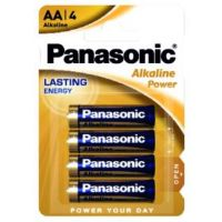 PILA AA ALK. POWER PANASONIC BL.4