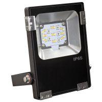 PROIET.LED ESTER.RGBWW/W 10W IP65