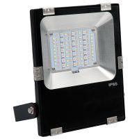 PROIET.LED ESTER.RGBWW/W 50W IP65