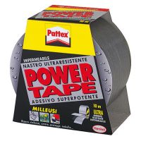 NASTRO POWER TAPE GRIGIO 50mmx10m