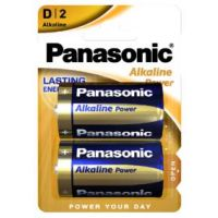 PILA D ALKAL.POWER PANASONIC BL.2