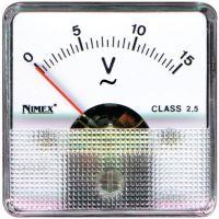 STRUMENTO CLASSE 2,5 48X48  30 V