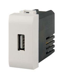 PRESA USB 2.1A COMP.VIMAR PLANA B