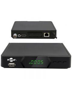 RICEVITORE DTT DVB-T/T2 DIGITSAT