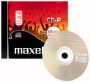 CD-R AUDIO REGISTR. 80 MIN.MAXELL