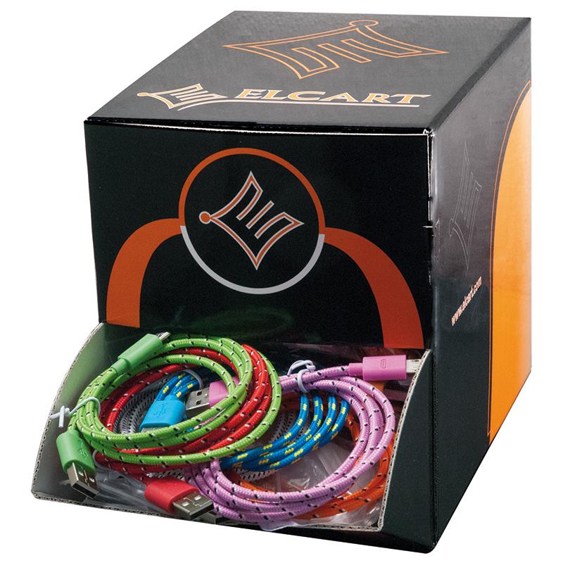 ESP.60 CAVI USB-USB3.1 1MT 6COLOR