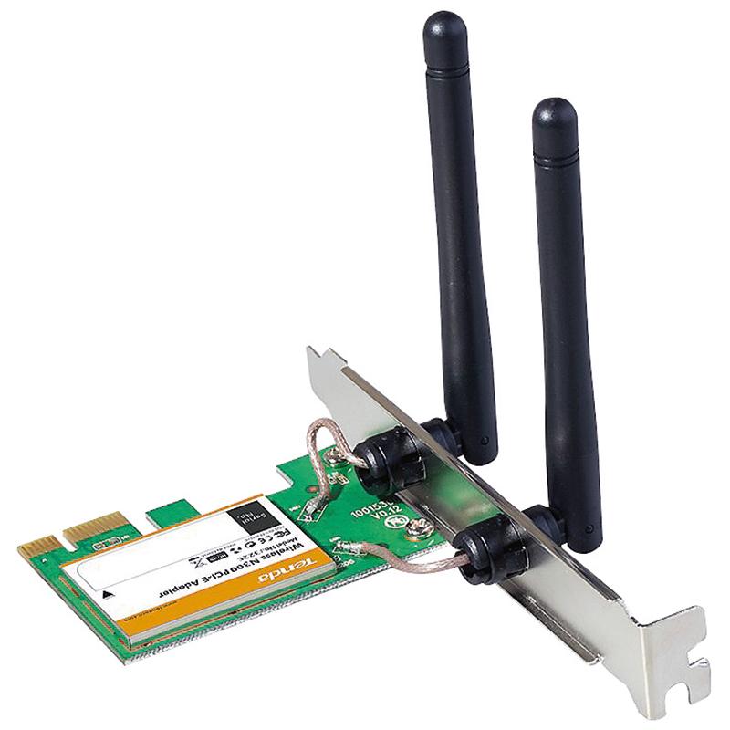SCHEDA PCI WIRELESS 300Mbps W322E