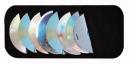 PORTA CD VISOR DA 12 POSTI