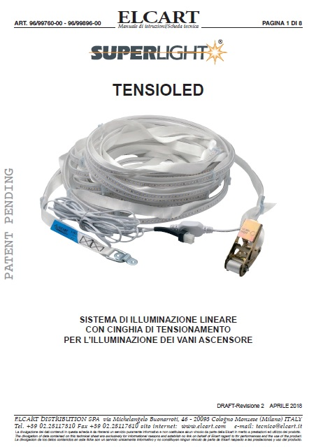 Tensioled